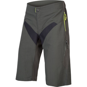 Endura SingleTrack Korte Broek Heren, khaki